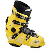 Ботинки для сноуборда DEELUXE 2012-13 Free 69 Yellow