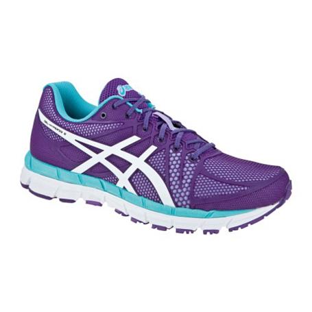 Купить Беговые кроссовки элит Asics 2013 GEL-HYPER33 2 Фиолетовый/Белый/Лиловый, Кроссовки для бега, 903269