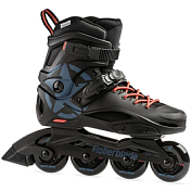 Роликовые коньки Rollerblade 2019 RB cruiser black/grey blue