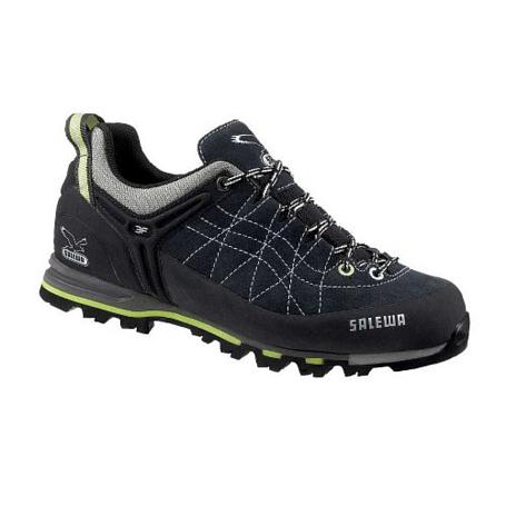 Купить Ботинки для альпинизма Salewa Alpine Approach Womens WS MTN TRAINER carbon-cactus, Альпинистская обувь, 896483