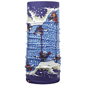 БанданаАксессуары Buff ®<br>Бандана-шарф из серии Disney Minnie. 2-слойная конструкция: микрофибра и Polartec Classic, сшитые вместе. Легко растягивается, плотно сидит на голове и защищает Вас от солнца, холода, дождя, ветра и снега. Размер: 50 х 24,5 см .Вес: 46г Материал: 100% полиэстерТехнология Polygiene для сохранения свежести, даже когда вы вспотеете. Ручная или машинная стирка при температуре не более 40гр. Не гладить.<br><br>Пол: Унисекс<br>Возраст: Взрослый<br>Вид: бандана