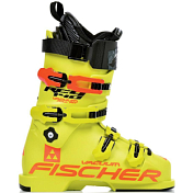 Горнолыжные ботинки FISCHER 2016-17 RC4 140 VACUUM FULL FIT - YELLOW/YELLOW