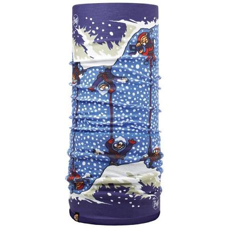 Купить Бандана BUFF Polar Buff KUKUXUMUSU POLAR ALNANGA / NAVY Банданы и шарфы ® 1079002