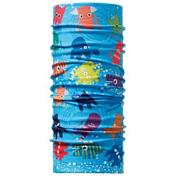 БанданаАксессуары Buff ®<br>Многофункциональная бандана, прекрасно отводит влагу, защищает от ультрафиолета на 95%.<br><br>Пол: Унисекс<br>Возраст: Взрослый<br>Вид: бандана