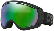 Очки горнолыжные Oakley 2019-20 Сanopy Factory Pilot Blackout/Prizm Snow Jade Iridium