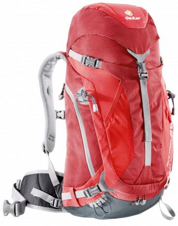 Купить Рюкзак Deuter ACT Trail 28 SL cranberry-fire Рюкзаки универсальные 1073354