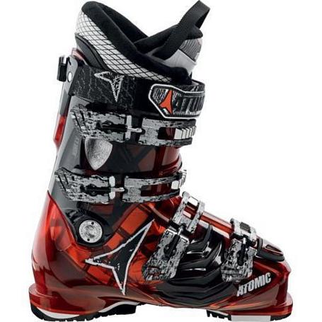 Купить Горнолыжные ботинки ATOMIC 2012-13 Hawx 90 RED TRANSPARENT/BLAC, Ботинки горнoлыжные, 812619