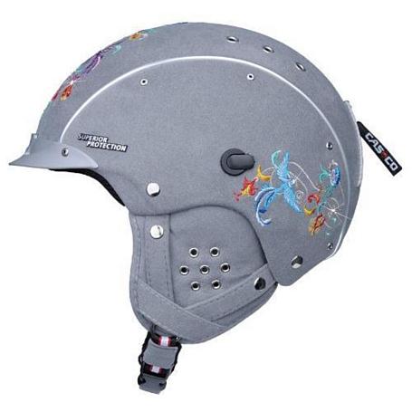 Купить Зимний Шлем Casco SP-3 Limited Edition-FX* birds, grey* Шлемы для горных лыж/сноубордов 845039