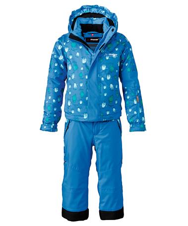 Купить Комплект горнолыжный MAIER 2013-14 03--06 Vince Set french blue (синий) Детская одежда 1025085