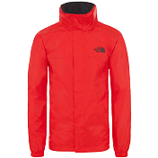 Куртка для активного отдыха The North Face 2019 Resolve 2 Fiery Red/Aspha