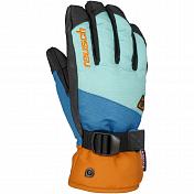 Перчатки горныеПерчатки, варежки<br>Новая модель горнолыжных перчаток от немецкого бренда Reusch. Обладают функциональностью, удобством, приятным дизайном, и будут служить Вам долго.<br><br> Материал:Материал оболочки:&amp;nbsp;PowerTex 2, Micro OxfordМатериал ладони: RubbertecМембрана:&amp;nbsp;R-TEX® XTИзоляция:&amp;nbsp;TecFill™Подкладка: MicroActive&amp;nbsp;Особенности:Плотные манжеты,ЛипучкиЗастежка на запястьеПодкладки для пальцевStorm LeashСерия Комфорт