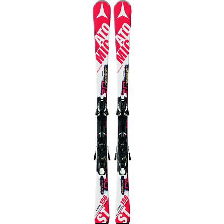 Купить Горные лыжи с креплениями ATOMIC 2014-15 Race REDSTER ST & XTO 10 Red/Whit 1140084
