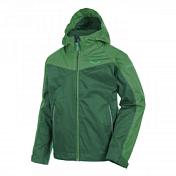 Куртка для активного отдыхаОдежда для активного отдыха<br>Детская куртка для активного отдыха<br> <br> -регулируемый капюшон с эластичными вставками для лучшей подгонки<br> -манжеты на липучках<br> -эргономичные рукава<br> -2 внешних кармана на молнии<br> -светоотражающие вставки<br> -2-х слойная мембрана&amp;nbsp;<br> -внешний материал PA RAINTEC 2000MM 80<br> -длина 53 см<br> -вес 241 гр<br>
