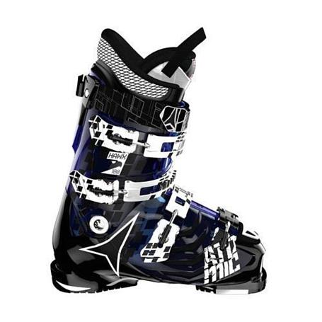 Купить Горнолыжные ботинки ATOMIC 2013-14 Hawx 100 TRANSPARENT DARK BL, Ботинки горнoлыжные, 902459