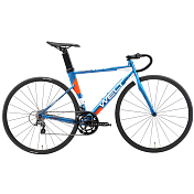 Велосипед Welt 2018 R150SE Blue/Orange/White