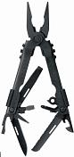 Мультиинструмент GERBER 2015 Tactical Multi-Plier 600 - Needlenose Black (Blister) Black