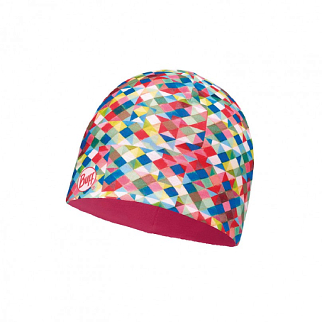 Шапка BUFF MICRO POLAR HAT BUFF JUNIOR MICROFIBER & POLAR HAT BUFF PIERROT MULTI