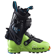 Горнолыжные ботинки Roxa 2018-19 RX 1.0 ULTRA Limon/black/black-white
