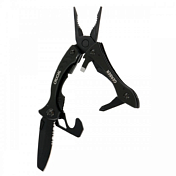 Мультиинструмент Gerber Tactical Crucial Black - With strap cutter (Box)
