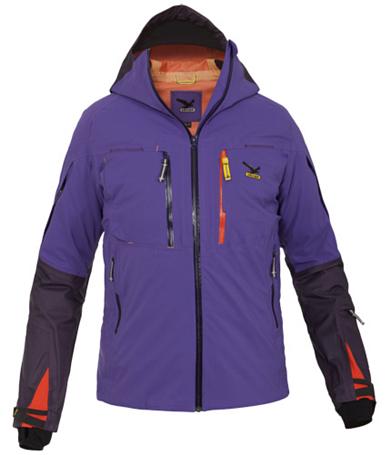 Купить Куртка туристическая Salewa AlpineXtrem VEDAPTX3LMJKT bermude(фиолетовый) Одежда 751825