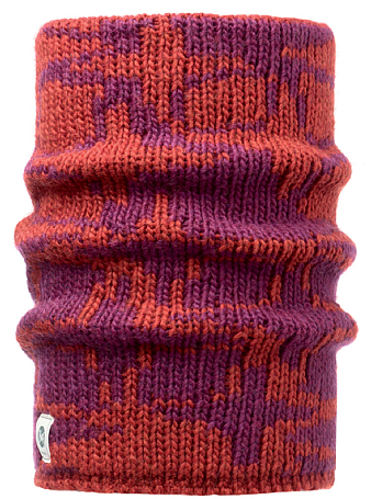 Купить Шарф BUFF URBAN Varsity CIKALY RED PLUM, Банданы и шарфы Buff ®, 1080440