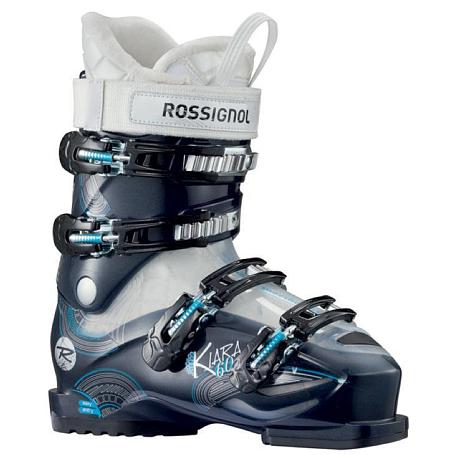 Купить Горнолыжные ботинки ROSSIGNOL 2014-15 WOMEN KIARA SENSOR 60 BLACK Ботинки горнoлыжные 1011122