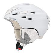 Зимний ШлемШлемы для горных лыж/сноубордов<br>SCARA - горнолыжный шлем с максимально низким профилем в ассортименте Alpina. Съемные ушки-амбушюры, точная система регулировки Ergo Snow и облегчённая конструкция Inmold, сделали Scara настоящим лидером продаж в коллекции Alpina.<br><br>• Интенсивность воздушного потока можно регулировать. Вентиляционные отверстия шлема могут быть открыты и закрыты раздвижным механизмом<br>• Съемные ушки-амбушюры можно снять за секунду и сложить в карман лыжной куртки. Если вы наслаждаетесь катанием в начале апреля, такая возможность должна вас порадовать. А когда температура снова упадет - щелк и вкладыш снова на месте!<br>• Внутренник шлема легко вынимается, стирается, сушится и вставляется обратно<br>• Прочная и лёгкая конструкция In-mold. Тонкая и прочная поликарбонатная оболочка под воздействием высокой температуры и давления буквально сплавляется с гранулами EPS, Тонкая и прочная поликарбонатная оболочка под воздействием высокой температуры и давления буквально сплавляется с гранулами EPS &amp;#40;сильно вспененного полистирола&amp;#41;. Микроскопические воздушные карманы эффективно поглощают ударную нагрузку и обеспечивают высокую теплоизоляцию. Эта технология позволяет достичь минимальной толщины оболочки. А так как гранулы HI-EPS не впитывают влагу, их защитный эффект не ослабевает со временем.<br>• Удобная и точная система регулировки Run System Ergo Snow позволяет быстро и комфортно подогнать шлем по голове, без создания отдельных точек избыточного давления<br>• Y-образный ремнераспределитель двух ремешков находится под ухом и обеспечивает быструю и точную посадку шлема на голове<br>• Вместо фастекса на ремешке используется красная кнопка с автоматическим запирающим механизмом, которую легко использовать даже в лыжных перчатках. Механизм защищён от произвольного раскрытия при падении.