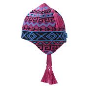 ШапкаГоловные уборы<br>Тёплая детская шапка. Внешний слой - 50% шерсть/50% акрил, внутри подкладка из плотного флиса. Сохраняет тепло и защищает от ветра.