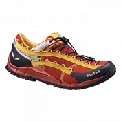 Треккинговые Кроссовки Salewa Hike Approach Men's MS Speed Ascent Terracotta/nugget Gold /
