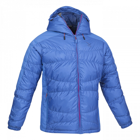 Куртка туристическая Salewa MOUNTAINEERING MEN CALEO PTX/DWN M JKT victoria blue/1500
