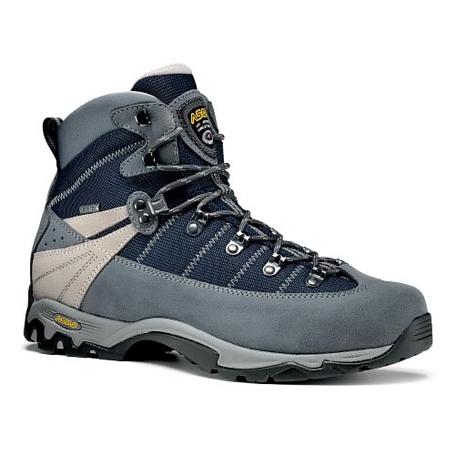 Купить Ботинки для треккинга (высокие) Asolo Hike Spyre GV MM Grey / Blue Треккинговая обувь 899769
