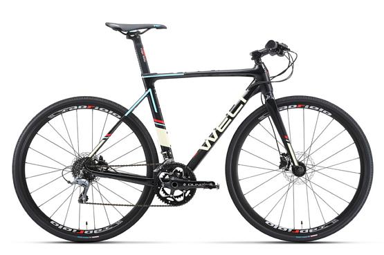 Купить Велосипед Welt VIGO 2017 glossy black, Спортивные, 1293128