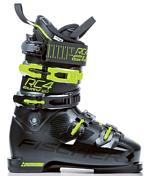 Горнолыжные ботинки FISCHER 2017-18 RC4 Curv 120 Vacuum Full Fit Black