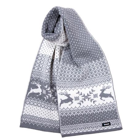 Купить Шарф Kama 2017-18 S17 gray Головные уборы, шарфы 1267725