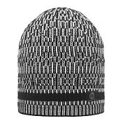 ШапкаАксессуары Buff ®<br>Вязаная шапка с интересным дизайном. Стильный комфорт для осени/зимы.<br><br>Состав: 100% акрил