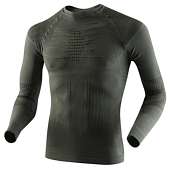 Футболка X-bionic 2016-17 Hunting Man UW Shirt LG SL E122 / Зеленый