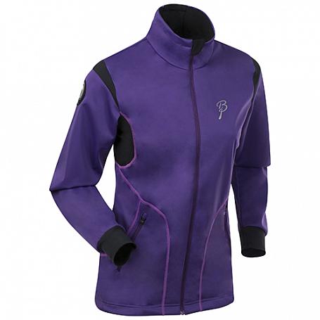 Купить Куртка беговая Bjorn Daehlie JACKET/PANTS Jacket CROSSER Women Tillandsia Purple/Black/Cactus Flower (Т.Фиолетовый/черный/розовый), Одежда лыжная, 1102791