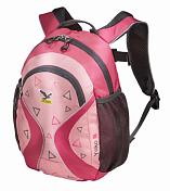 РюкзакРюкзаки туристические<br>Детский рюкзак для туризма<br>Особенности:<br>- Боковые карманы<br>- Отдельный передний отсек<br>Объем: 8 л.<br>Вес: 240 г.<br>Размер: 28 x 22 x 17 cm<br>Материал: 150D Polyester mini Ripstop 300D Polyester Oxford<br>Система: Comfort Fit