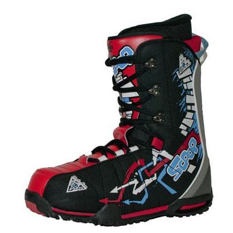 Купить Ботинки для сноуборда Black Fire 2011-12 Scoop 764708