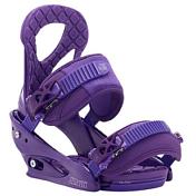 Сноуборд Крепления Burton 2016-17 Stiletto Purple