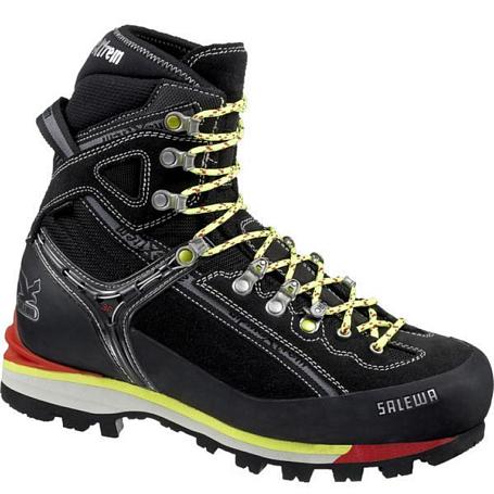 Купить Ботинки для альпинизма Salewa Mountaineering Womens WS BLACKBIRD EVO GTX(M) black-cactus Альпинистская обувь 896377