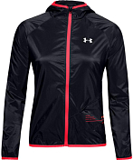 (*) Куртка беговая Under Armour 2020 Qualifier Storm Packable Black/Beta/Reflective