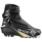 Лыжные ботинкиЛыжные ботинки<br>В&amp;nbsp;коньковых&amp;nbsp;ботинках Equipe 8 Skate совмещены системы термоформовки Custom fit для великолепного удобства и мощная поддерживающая голень манжета Energyzer cuff. Для&amp;nbsp;опытных&amp;nbsp;лыжников, ценящих сочетание технических достоинств и доступность цены.<br> <br> Крепления:&amp;nbsp;Лыжные крепления SALOMON 2016-17 SNS PILOT CARBON RS<br> <br> Лыжи:<br> <br> -Знаменитая система быстрого шнурования Salomon обеспечивающая четкость шнурования и удобство одним движением. Кевларовые шнурки и крючки с улучшенной свободой движения шнурка.<br> -SNS® PILOT® Гоночный стандарт для конькового и классического стилей. Двухосевая конструкция для лучшего контроля и передачи энергии.<br> -Средняя по обьему колодка для хорошего обхват стопы, высокого уровня удобства и четкой посадки по стопе.<br> -Ремешок может быть отрегулирован для лучшего обхвата пятки, для большего удобства и лучшего результата.<br> -SENSIFIT Обеспечивает удивительно четкий и удобный обхват стопы независимо от ее ширины.<br> -защита шнуровки<br> -CUSTOM FIT Комбинация между сухой пеной comfort, термоформовочной пеной и материала лайкра обеспечивающая великолепный уровень удобства и комфорта для стопы с любой морфологией.<br> -SNS® PILOT®2 SPORT Технологичная и отзывчивая спортивная подошва. Вращающая (передняя) ось находится 10 мм назад от передней части ботинка, приближая её к основанию пальцев стопы. Новые материалы гарантирующие идеальную гибкость для классического хода.<br> -Контроль и передача энергии. Хорошая боковая устойчивость.<br> -Energizer обеспечивает боковую поддержку и большую расслабленность мышц голеностопа во время фазы отталкивания.<br> -3D сетка позволяет свободному выходу влаги от стоп и улучшает воздохопроницаемость ботинок.<br> -MEMO РЕМЕШОК<br> -SOFTSHELL обеспечивает поддержку комфортной температуры и удобной посадки по стопе.&amp;nbsp;<br> -Усиленное фибергласом пластиковое шасси, предоставляющее хорошую поддержку пятки и улучшенну