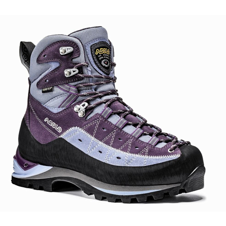 Купить Ботинки для альпинизма Asolo Alpine Ascender GV ML Dark Plum, Треккинговая обувь, 899273