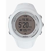 ЧасыЧасы, шагомеры, фитнес-браслеты<br>GPS-часы с развитыми функциями для бега, велосипедной езды и плавания.<br> Интеллектуальное мобильное подключение к iPhone/iPad.<br> Делитесь своими достижениями, чтобы заново переживать и дополнять испытанное.<br> <br> МНОГОБОРЬЕ<br> <br> Перемещение по маршруту<br> Время работы от батареи — до 25 часов с включенным модулем GPS<br> Компас<br> Высота по данным GPS<br> Измерение частоты сердцебиения при плавании**<br> Расчет времени восстановления в зависимости от вида деятельности<br> Измерение скорости, темпа и расстояния<br> Расчет мощности при езде на велосипеде (технология Bluetooth Smart)<br> Запись нескольких видов спорта в один журнал<br> Программы тренировок<br> Расширение функций за счет приложений Suunto App<br> <br> **с помощью интеллектуального датчика Suunto Smart Sensor<br> Примечание! Часы Ambit3 не совместимы с технологией ANT+™ (например, с устройствами Suunto ANT POD, Suunto Dual и кардиопередатчиком Suunto ANT)<br> <br> ВОЗМОЖНОСТИ ПОДКЛЮЧЕНИЯ<br> <br> Мгновенная передача и опубликование ваших достижений*<br> Настройка внешнего вида часов на ходу*<br> Актуализация сведений о точном времени и данных со спутников GPS на ходу*<br> Использование телефона в качестве второго дисплея часов * (Возьмите дополнительную батарею для вашего iPhone, чтобы он выдержал даже самое долгое приключение.)<br> Просмотр вызовов, сообщений и push-уведомлений на часах*<br> <br> ДОПОЛНЯЙТЕ, ПЕРЕЖИВАЙТЕ ЗАНОВО И ДЕЛИТЕСЬ<br> <br> Снимайте во время Move фотографии, на которых отображаются ваша текущая скорость, расстояние и прочие сведения*<br> Создавайте видеоролики Suunto Movie по мотивам вашего Move со встроенной 3D картой, ключевыми показателями и изображениями*<br> Мгновенно делитесь своими ощущениями в социальных сетях*<br> <br> *С помощью приложения Suunto Movescount App и смартфона<br> <br> УСТРОЙСТВА, СОВМЕСТИМЫЕ С ПРИЛОЖЕНИЕМ SUUNTO MOVESCOUNT APP:&amp;nbsp;<br> <br> iPad 3-го поколения или более новый<br> iPad Mini/iPad Air<b