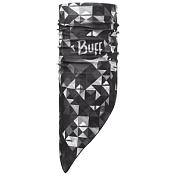 БанданаАксессуары Buff ®<br><br>Многофункциональная бандана-трансформер из серии Cool Bandana Buff изготовлена из тончайшего полиэстера в виде трубы, как и бандана из серии Original.Но в отличие от Original Buff имеет треугольный край - это удобно, если вы носите бандану в качестве шарфа или маски на лицо. Такую бандану вы можете легко одеть на лицо или превратить в шапку-бандану, маску, повязку на голову или надеть бандану на шею. <br>При надевании банданы на голову ее не нужно завязывать! Часто головной убор из серии Cool Bandana Buff используется как лыжная бандана, закрывающая шею и уши. Данный тип спортивных бандан является самым универсальным и подходит большинству взрослых (размер окружности головы 55-62 см.) и может использоваться в любое время года. <br>Материал: 100% гипоалергенный материал MICROFIBRA Polyester, хорошо отводящий влагу. Очень мягкий и приятный для тела.<br>Технология Polygiene®: банданы Buff сохраняют свежесть намного дольше.<br><br><br>Пол: Унисекс<br>Возраст: Взрослый<br>Вид: бандана