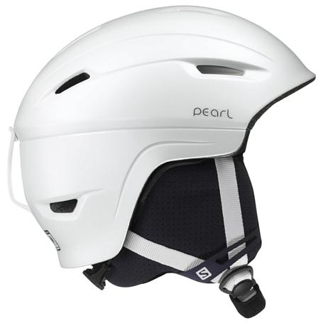 Купить Зимний Шлем SALOMON 2016-17 HELMET PEARL 4D White Шлемы для горных лыж/сноубордов 1287387