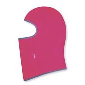Маска (балаклава)Головные уборы<br>Маска-балаклава выполнена из эластичного тонкого флиса Tecnopile 320g.<br>Состав: 100% полиэстер<br>Цвет: розовый