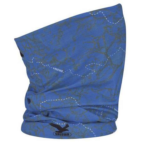 Купить Бандана Salewa ICONO POLYGIENE HEADBAND azures/line, Головные уборы, шарфы, 780354