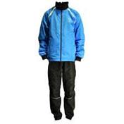 Комплект беговой Bjorn Daehlie FINLAND SET (куртка/брюки)_муж (ярко синий/черный)